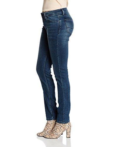 Cross 090 Anya Blau Blue Bleu Jeans Black Femme qarqw6A8