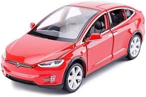YLJJ Modellini Auto Model Car 1:18 Ford GT Hardcover Metallo Simulazione Giocattolo Come Una Raccolta di Regalo della Decorazione Grande Regalo per Pasqua Rosso