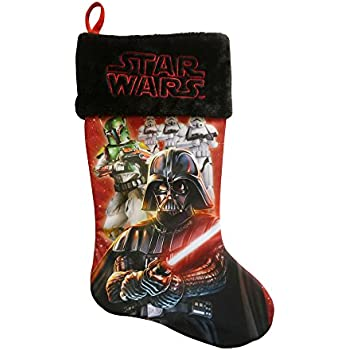 Amazon.com: Star Wars Darth Vader Christmas Stocking: Home & Kitchen