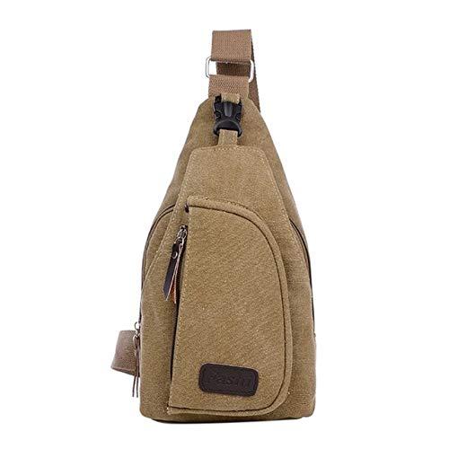 Sala-Sportswear - Men Sport Canvas Messenger Bags Outdoor Travel Hiking Military one Shoulder Bag Newest