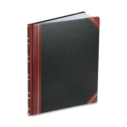 Boorum & Pease : Columnar Book, 12 Column, Black Cover, 150 Pages, 12 1/4 x 10 1/8 -:- Sold as 2 Packs of - 1 - / - Total of 2 Each by Boorum & Pease