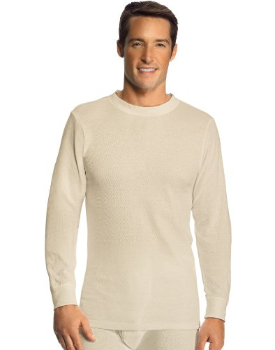 Hanes Thermal Undershirt - 1