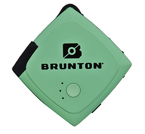 (Brunton Pulse 1500 mAh Portable Power Bank, Mint Green)