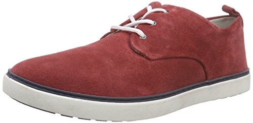 Manz Ion, Men's Low-Top Sneakers Red - Rot (Rubin 134)