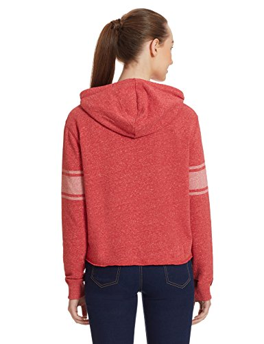 Superdry - Sweat-shirt - Femme rouge Rot Small