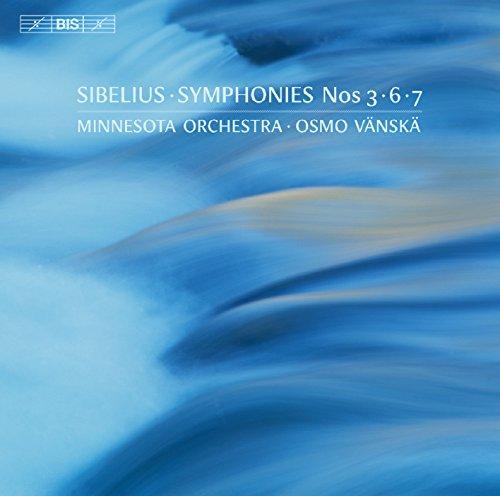 Sibelius: Symphonies Nos. 3, 6 & - Nos Sibelius Symphonies