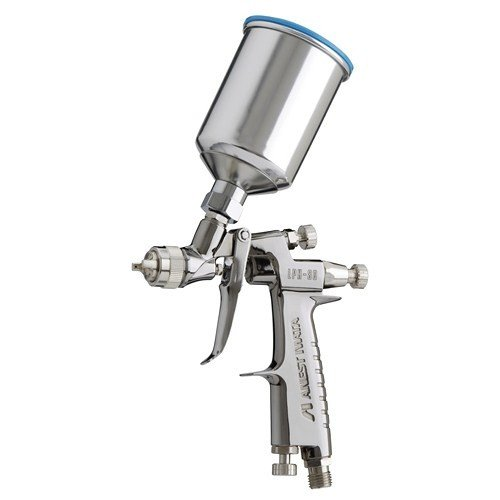 Anest Iwata 4911, LPH80-082G Spray Gun with 150mL Aluminum Cup by ANEST IWATA (Image #1)