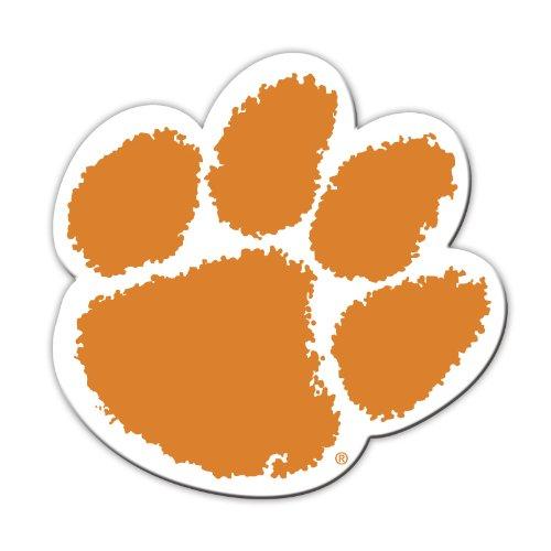 NCAA Clemson Tigers 12 inch Vinyl Magnet (Tigers Clemson Automobile)