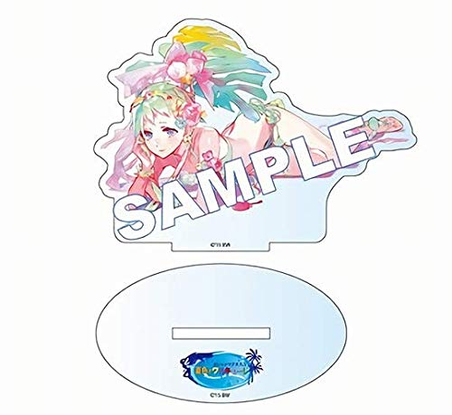 Macross Walkure Delta Reina Prowler Summer 2019 Character Acrylic Stand Collection Anime Girls Art (Best Summer Anime 2019)