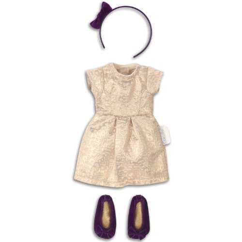 Corolle Les Cheries Paris Party Dress Set