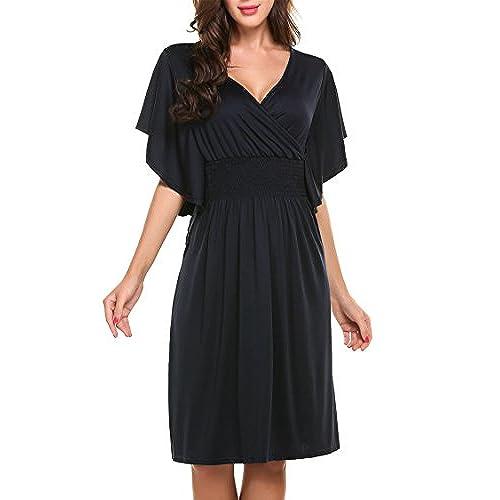 Plus Size Smocked Dress Amazon