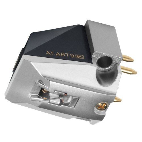 Audio-Technica AT-ART9 Dual Moving-Coil MC Boron-Cantilever Cartridge (Audio Technica At Oc9 Iii Limited Edition)