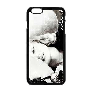 HWGL Marilyn Monroe Phone Case for Iphone 6 Plus