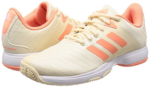 De tincru Adidas cortiz Tennis ftwbla Femme 000 Chaussures W Court Barricade Multicolore IHw7wq46a