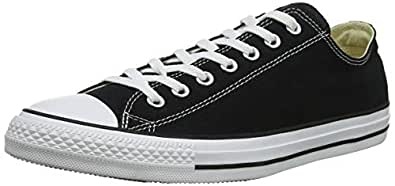 Converse Unisex Chuck Taylor All Star Low Top Navy Sneakers - 4.5 M US Big Kid