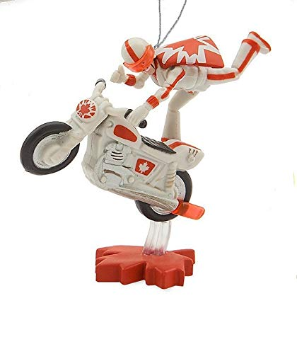 - K Disney Toy Story 4 Duke Caboom Holiday Christmas Tree Ornament Figure Figurine 4