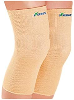 bcf7e6f01e0 bighub Synergy Stretchable Knee Cap for Pain Relief for Men and Women (XXL  24.4-