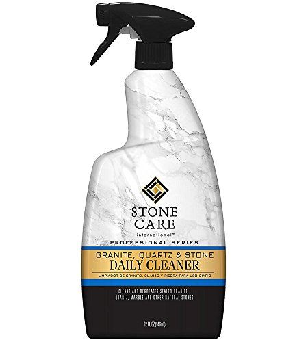 Stone Care International Granite, Quartz & Stone Daily Cleaner, 32 fl oz