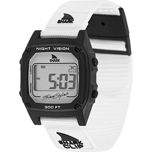 - Freestyle Shark Classic Clip Monochrome Unisex Watch FS101011