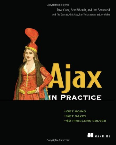 Ajax in Practice by Brand: Manning Publications