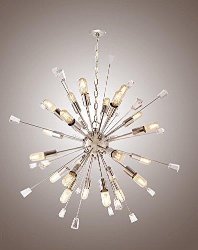 Decomust 40 Quot Large Mid Century Modern Sputnik Light