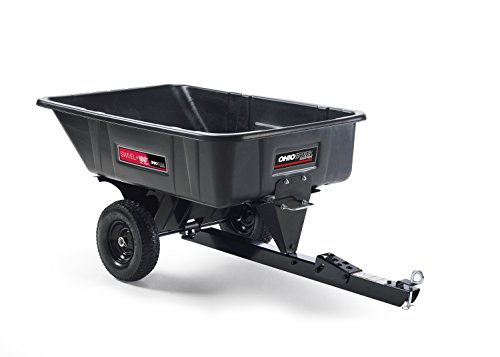 Ohio Steel 3040PSD180 180 Swivel Dump Cart, 10 cu.ft