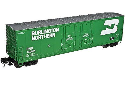 Atlas Master Line HO 53' EVANS DPD BOX CAR BURLINGTON NORTHERN #750022