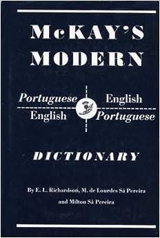 McKay's Modern Portuguese/English English/Portuguese Dicitonary