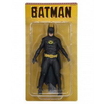 Used, 1989 Michael Keaton as Batman 25th Anniversary NECA for sale  Delivered anywhere in USA