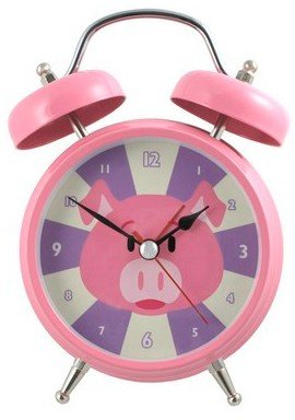 Talking Animated Alarm Clock (Streamline Pig Talking Alarm)