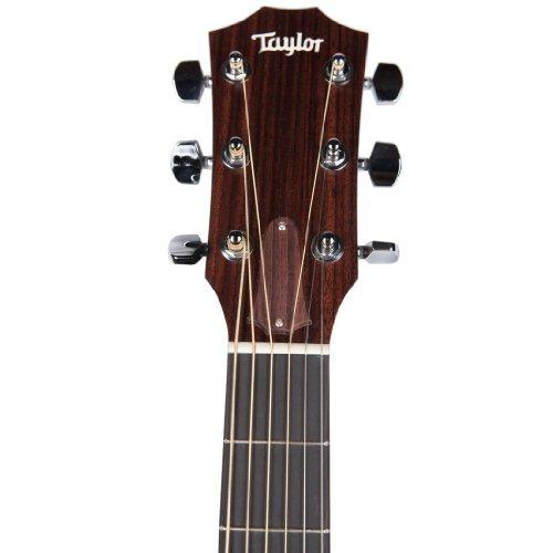 Taylor 114ce 100 Series Acoustic Guitar, Sapele, Grand Auditorium, Cutaway, ES-T