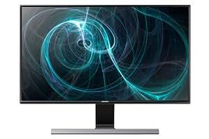 """Samsung S27D590P - Monitor de 27"""" con tecnología LED (5 ms, 300 cd/m², Clase A), negro"""