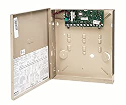 Honeywell Vista-20p Ademco Control Panel, Pcb In Aluminum Enclosure
