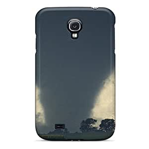 High Quality Shock Absorbing Case For Galaxy S4-an F5 Tornado In Texes