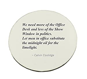 Amazon.com: Circle Mousepad with We need more of the Office Desk ...