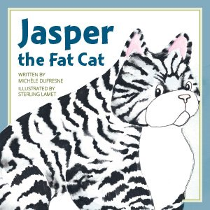 Jasper the Fat Cat (Jasper Cat)