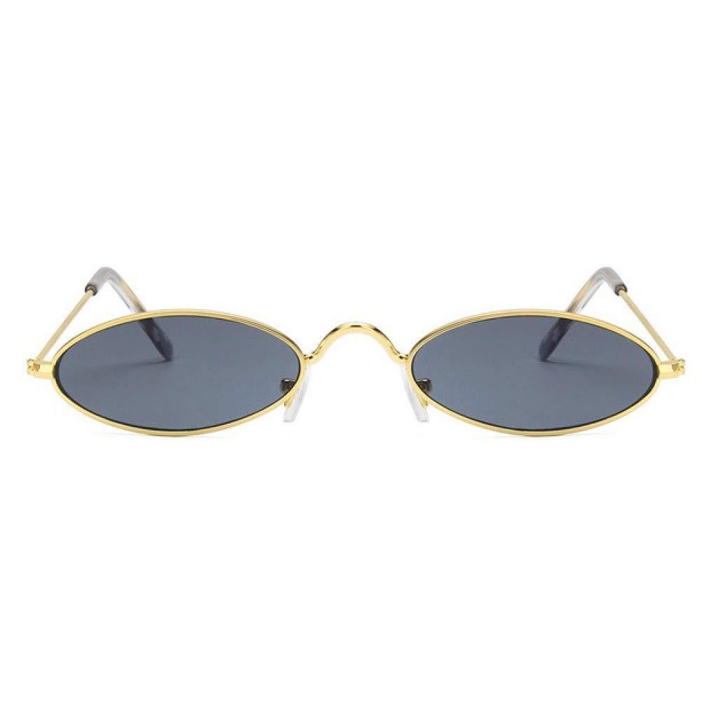 YSFU Gafas de sol Gafas De Sol Ovaladas Pequeñas para Hombre ...