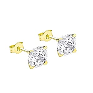 Carissima Gold Pendientes de mujer con oro 9 K (375) y circonita Carissima Gold Pendientes de mujer con oro 9 K (375) y circonita Carissima Gold Pendientes de mujer con oro 9 K (375) y circonita