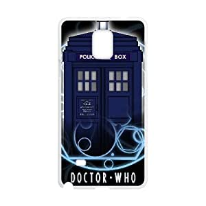 Doctor Who For Samsung Galaxy Note 4 Custom Cell Phone Case Cover 89II655401