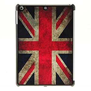 The Union Jack Pattern PC Hard Case for iPad Air