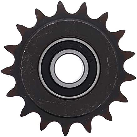 5//8 Bore for Universal Products 3016-0289 WSIS401710 17 Teeth New Complete Tractor Idler Sprocket # 40 Chain