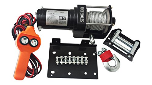 Antai Winch Technology Co 3000 Lb Utility Winch Kit