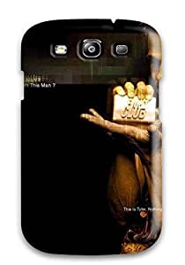Case Cover Fight Club () Fashionable Case For Galaxy S3