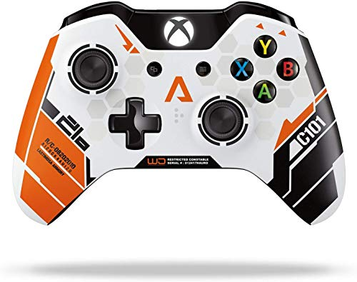 - Xbox One Wireless Controller - Titanfall Limited Edition