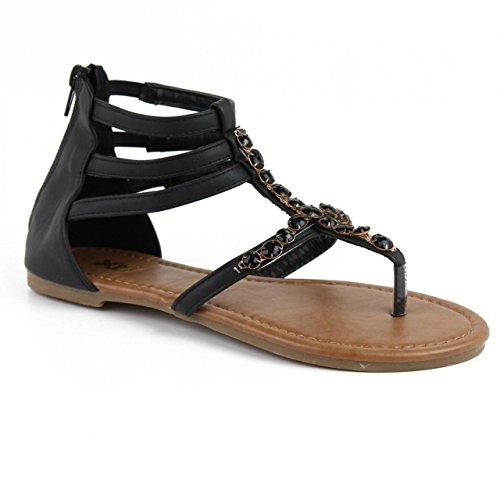 Sandalias de Mujer XTI 28006 NEGRO