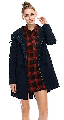 Military Style Jacket Women - 7