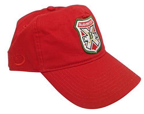 Bushwood Country Club Logoed Caddyshack Golf Hat - Red