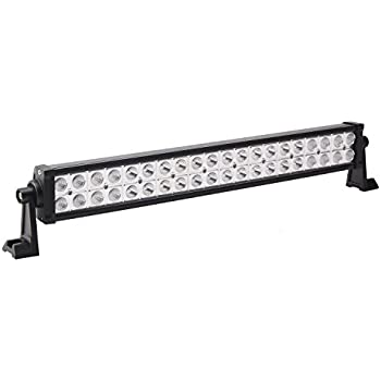 "LED Light Bar, Northpole Light 22"" 120W Waterproof Spot Flood Combo LED Light Bar, Jeep Off-road Light Bar, Driving Fog Light with Mounting Bracket for Off-road, Truck, Car, ATV, SUV, Jeep"