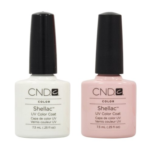 Shellac nail colors for french manicure