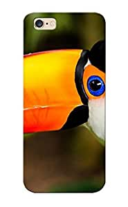 Ideal Gift - Tpu Shockproof/dirt-proof Toucan Cover Case For Iphone(6 Plus) With Design